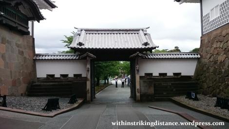 01Jul15 005 Japan Honshu Ishikawa Kanazawa Castle