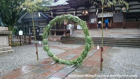 01Jul15 005 Japan Honshu Ishikawa Kanazawa Oyama Jinja Shrine