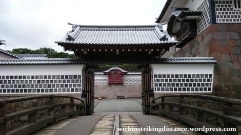01Jul15 012 Japan Honshu Ishikawa Kanazawa Castle