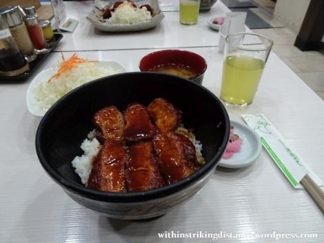 05Jun16 003 Japan Honshu Nagoya Yabaton Miso Katsu Dinner