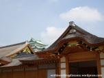 06Jun16 002 Japan Honshu Nagoya Castle Honmaru Palace Genkan