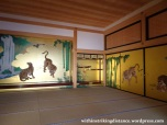 06Jun16 006 Japan Honshu Nagoya Castle Honmaru Palace Genkan