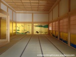 06Jun16 007 Japan Honshu Nagoya Castle Honmaru Palace Omote Shoin