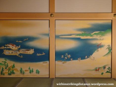06Jun16 014 Japan Honshu Nagoya Castle Honmaru Palace Taimenjo