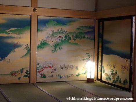 06Jun16 015 Japan Honshu Nagoya Castle Honmaru Palace Taimenjo