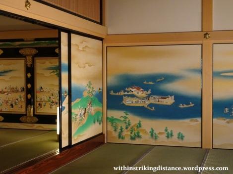 06Jun16 016 Japan Honshu Nagoya Castle Honmaru Palace Taimenjo