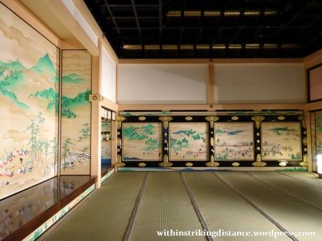 06Jun16 017 Japan Honshu Nagoya Castle Honmaru Palace Taimenjo