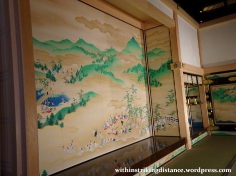 06Jun16 018 Japan Honshu Nagoya Castle Honmaru Palace Taimenjo