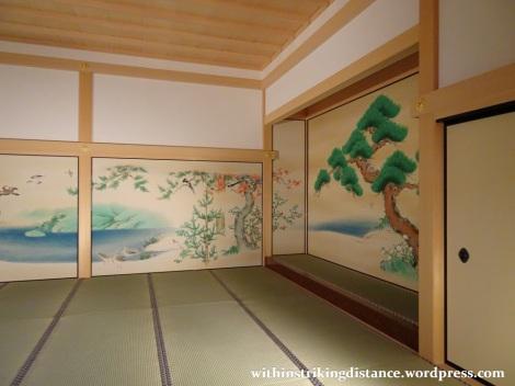 06Jun16 019 Japan Honshu Nagoya Castle Honmaru Palace Taimenjo