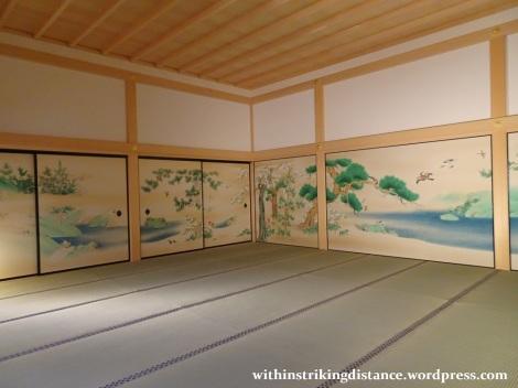 06Jun16 020 Japan Honshu Nagoya Castle Honmaru Palace Taimenjo