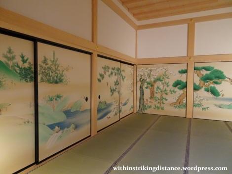 06Jun16 021 Japan Honshu Nagoya Castle Honmaru Palace Taimenjo