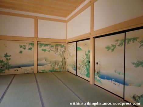 06Jun16 022 Japan Honshu Nagoya Castle Honmaru Palace Taimenjo