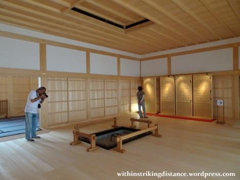 06Jun16 023 Japan Honshu Nagoya Castle Honmaru Palace Shimogozensho