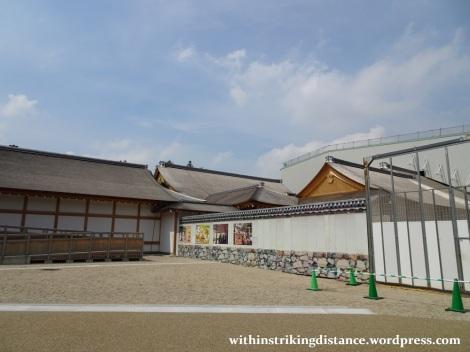 06Jun16 025 Japan Honshu Nagoya Castle Honmaru Palace