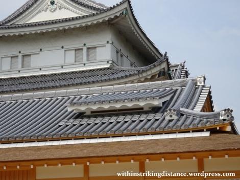 06Jun16 026 Japan Honshu Nagoya Castle Honmaru Palace