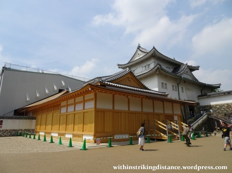 06Jun16 028 Japan Honshu Nagoya Castle Honmaru Palace