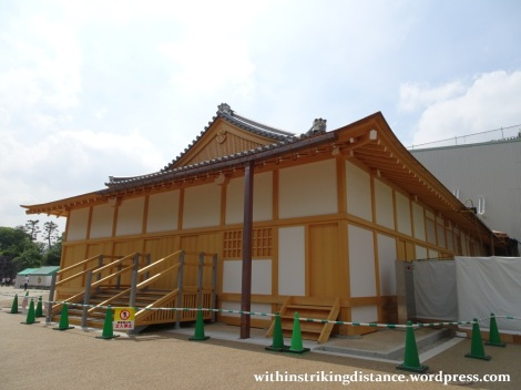 06Jun16 029 Japan Honshu Nagoya Castle Honmaru Palace