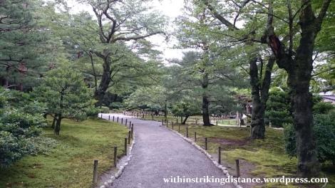 01Jul15 001 Japan Honshu Ishikawa Kanazawa Kenrokuen