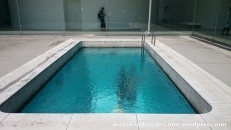 02Jul15 003 Japan Honshu Ishikawa Kanazawa 21st Century Museum of Contemporary Art Swimming Pool Leandro Erlich