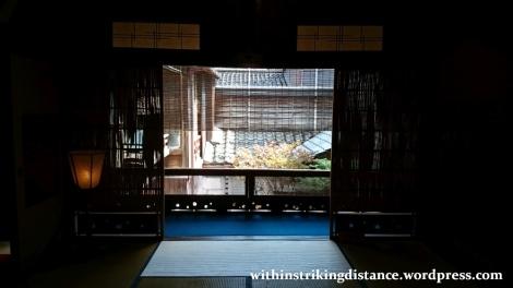 02Jul15 007 Japan Honshu Ishikawa Kanazawa Higashi Chaya Shima Teahouse