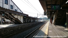 03Jul15 003 JR East Tohoku Main Line Hiraizumi Station Iwate Japan