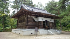 03Jul15 006 Japan Honshu Tohoku Iwate Hiraizumi Motsuji