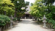 03Jul15 013 Japan Honshu Tohoku Iwate Hiraizumi Motsuji
