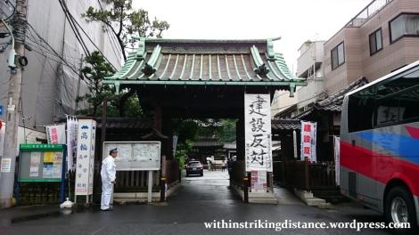 05Jul15 001 Japan Honshu Tokyo Sengakuji 47 Forty Seven Ronin Graves