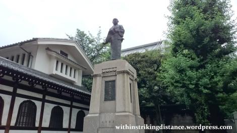 05Jul15 003 Japan Honshu Tokyo Sengakuji 47 Forty Seven Ronin Graves