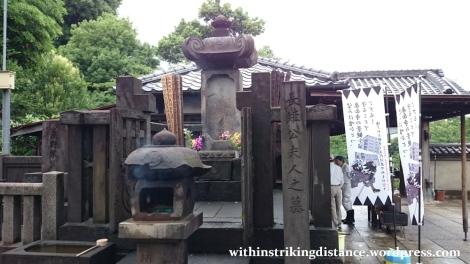 05Jul15 004 Japan Honshu Tokyo Sengakuji 47 Forty Seven Ronin Graves