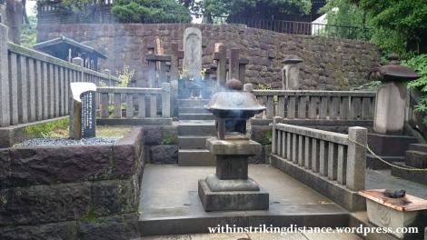 05Jul15 005 Japan Honshu Tokyo Sengakuji 47 Forty Seven Ronin Graves