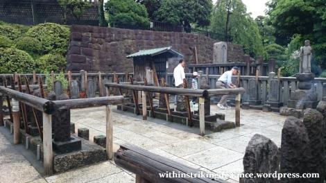 05Jul15 007 Japan Honshu Tokyo Sengakuji 47 Forty Seven Ronin Graves