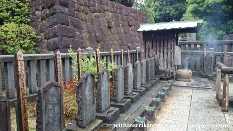 05Jul15 008 Japan Honshu Tokyo Sengakuji 47 Forty Seven Ronin Graves
