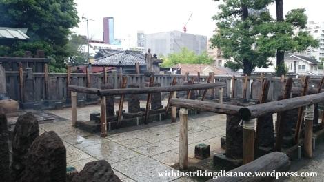 05Jul15 011 Japan Honshu Tokyo Sengakuji 47 Forty Seven Ronin Graves