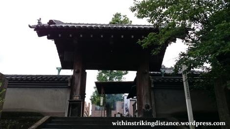 05Jul15 012 Japan Honshu Tokyo Sengakuji 47 Forty Seven Ronin Graves