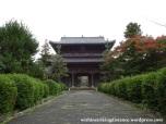 15Nov16 002 Japan Chugoku Yamaguchi Hagi Tokoji Mori Tombs