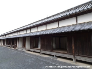 15Nov16 003 Japan Chugoku Yamaguchi Hagi Asa Mori Clan Samurai Residence