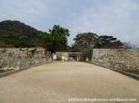 15Nov16 004 Japan Chugoku Yamaguchi Shizuki Park Hagi Castle