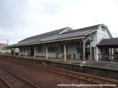 15Nov16 005 Japan Chugoku Yamaguchi Hagi Station JR West Sanin Main Line