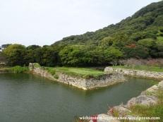 15Nov16 011 Japan Chugoku Yamaguchi Shizuki Park Hagi Castle
