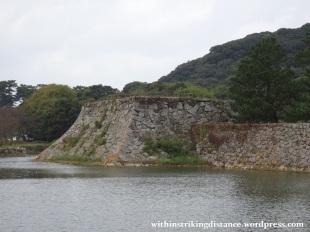 15Nov16 012 Japan Chugoku Yamaguchi Shizuki Park Hagi Castle