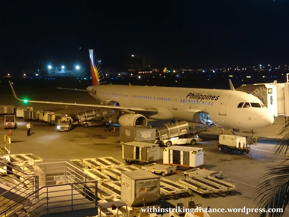 Flight Report Pus Mnl On Philippine Airlines Flight Pr419 Within