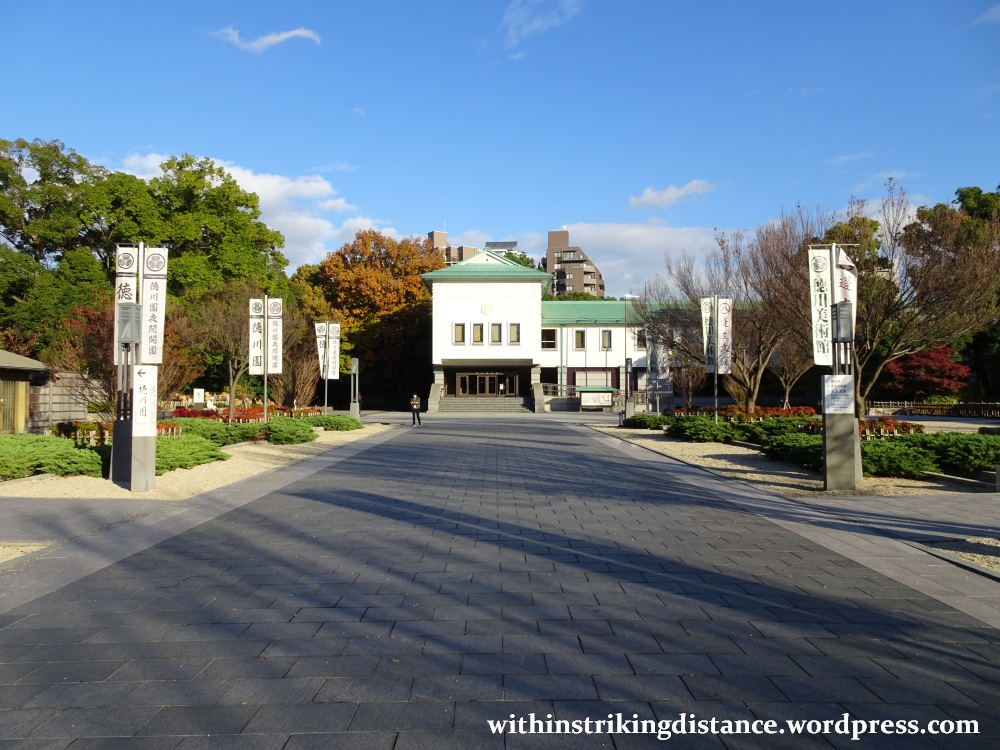 Field Snapshot: Yet Another Peek at the Honmaru Palace of Nagoya Castle, Japa...