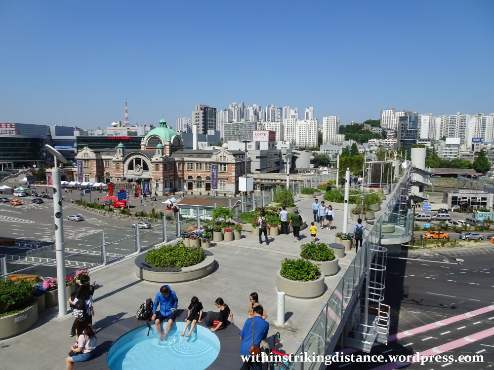 Sky Garden Walk: Field Report: Walking From Seoullo 7017 To Namsan, Seoul