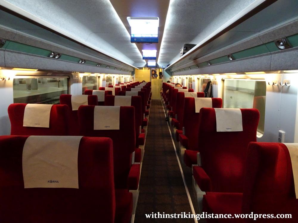 Rail Report: Seoul to Busan on the KTX, South Korea (04 ...