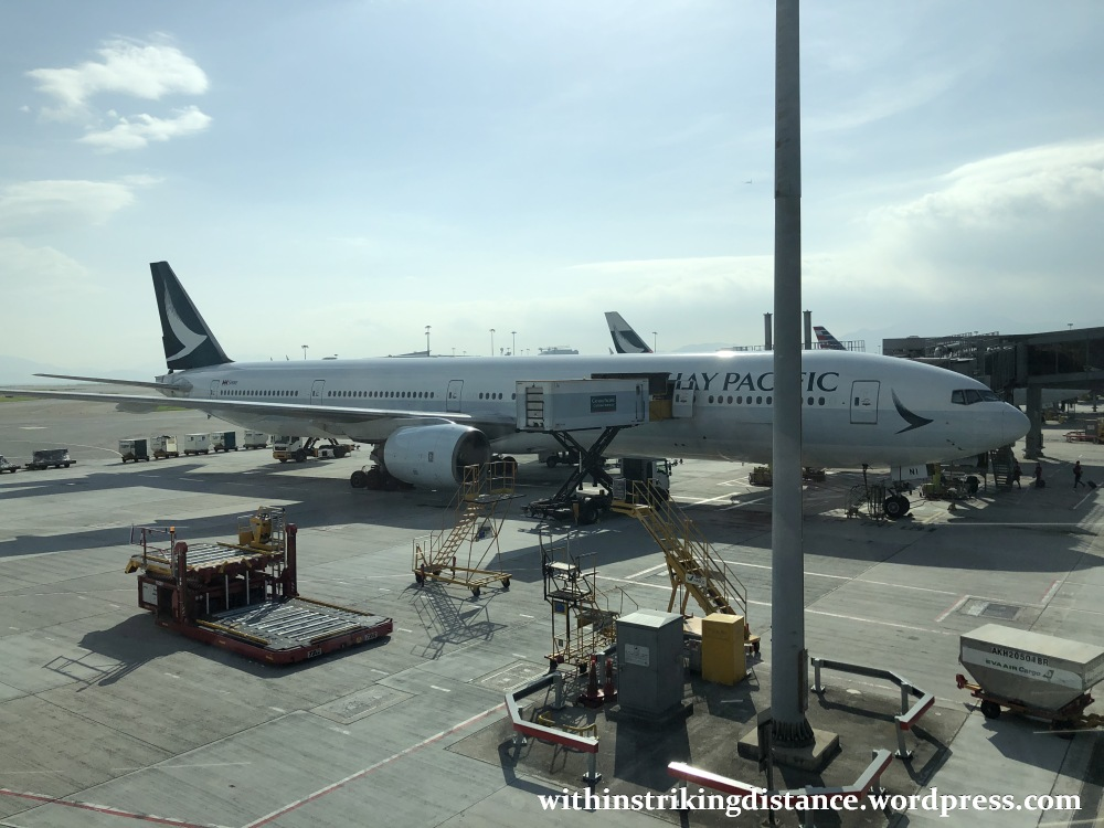 Flight Report: HKG-OKA on Cathay Dragon Flight KA378