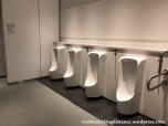 09May18 010 Japan Kyushu Ryukyu Okinawa Naha Airport International Terminal OKA Male Toilet Restroom Washroom