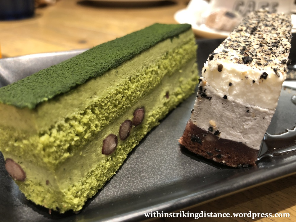 Mini Food Report Coffee And Dessert At Hands Cafe Naha Okinawa