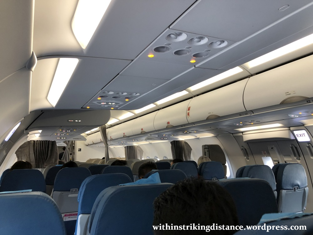 26sep18 012 Pal Philippine Airlines Flight Pr425 Fukuoka Fuk Manila