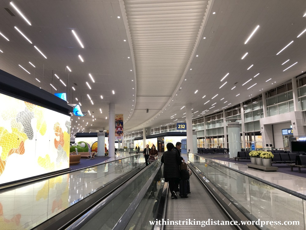 Mini-)Terminal Report: Early morning transit at Incheon Airport (ICN ...